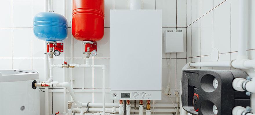 Modern independent heating system